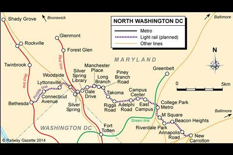 Maryland Purple Line PPP contractor selected | News ...